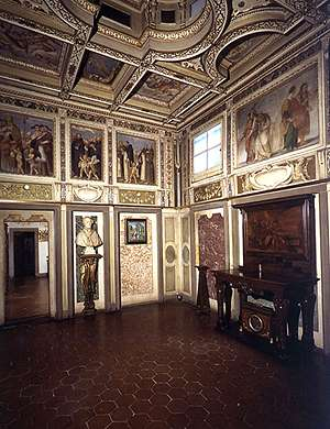Foto della Camera degli angioli