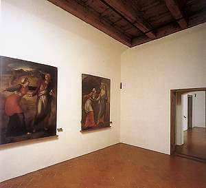 Foto Sala Noli me tangere Casa Buonarroti