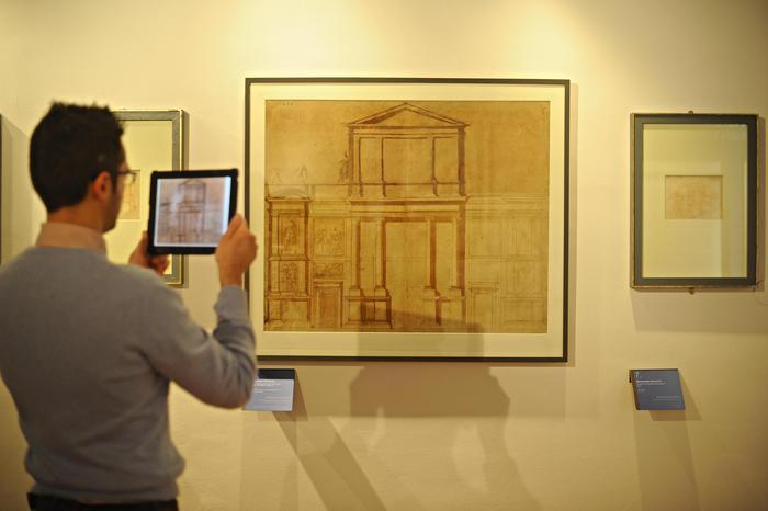 Mostre: 'Sogni di marmo: i progetti incompiuti di Michelangelo'